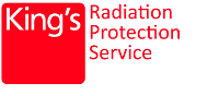 Radiation Protection box logo.
